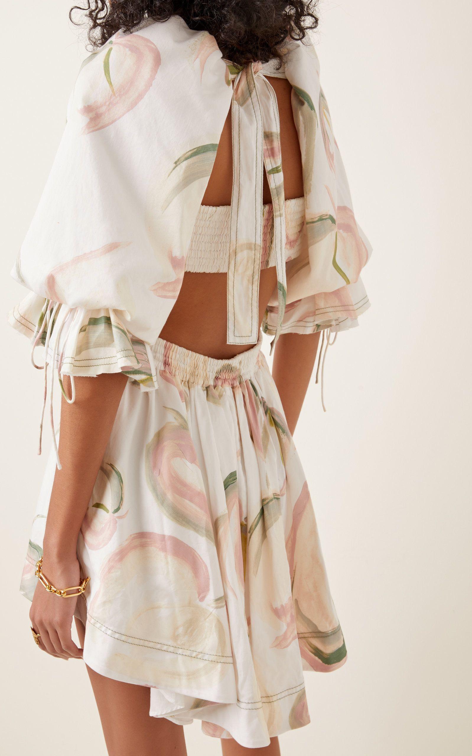 Aje - Imprint Mini Dress | All The Dresses