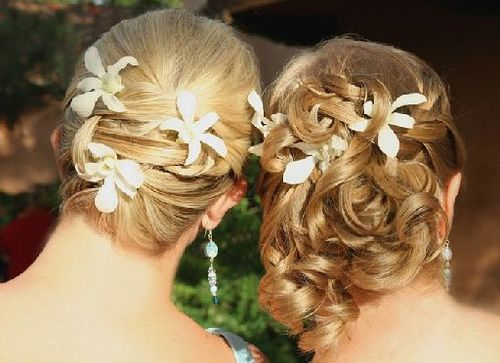 Hawaiian Wedding Hair Styles | My Style | Pinterest | Wedding hair ...