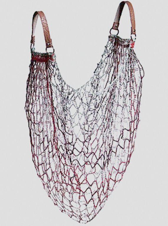 avoska bag.   knit me carry me   Net bag, Design, Bags