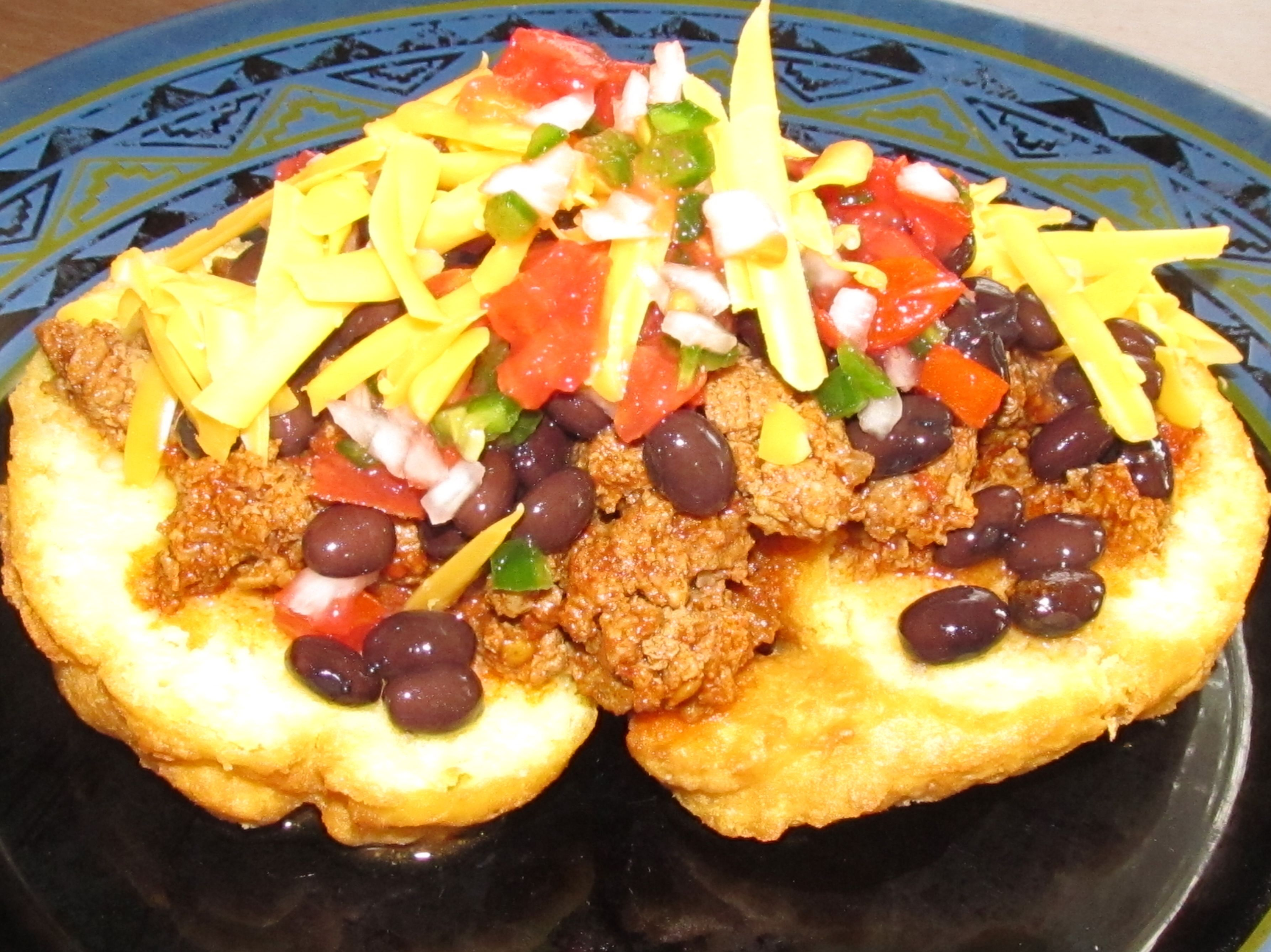 Gluten free indian tacos no rules indian tacos