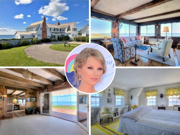 Taylor Swift Buys Beachfront Home Near Kennedy Compound ...