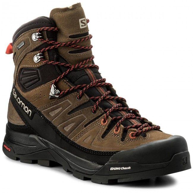 Trekkings SALOMON - X Alp High Ltr GTX GORE-TEX 401623 27 V0 Slate