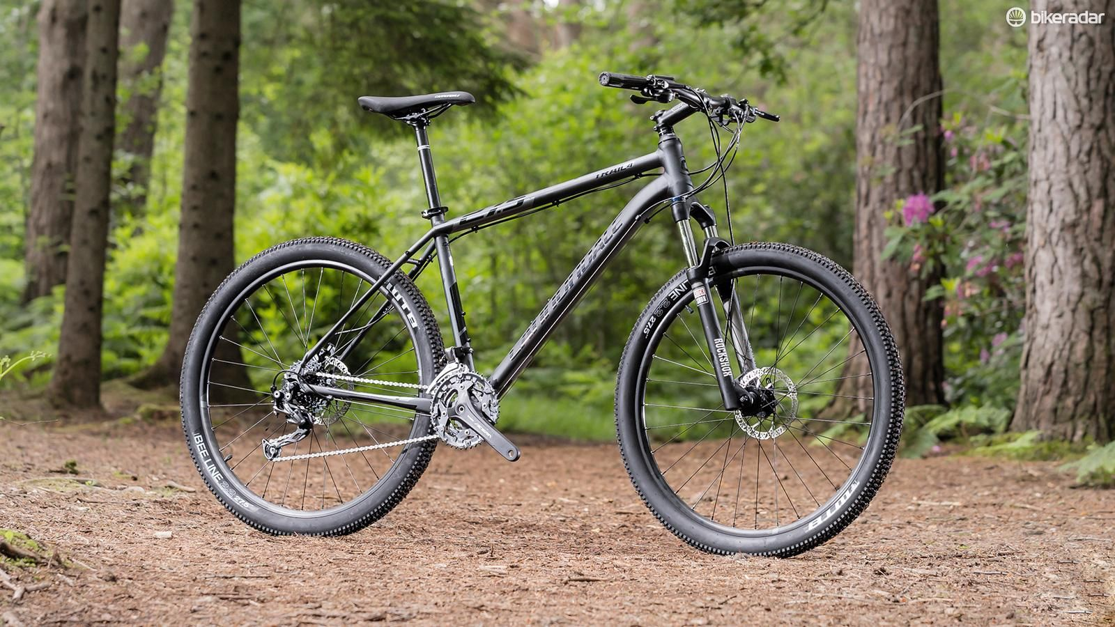 Cannondale Trail 4 Review Best Mountain Bikes Cannondale Bike