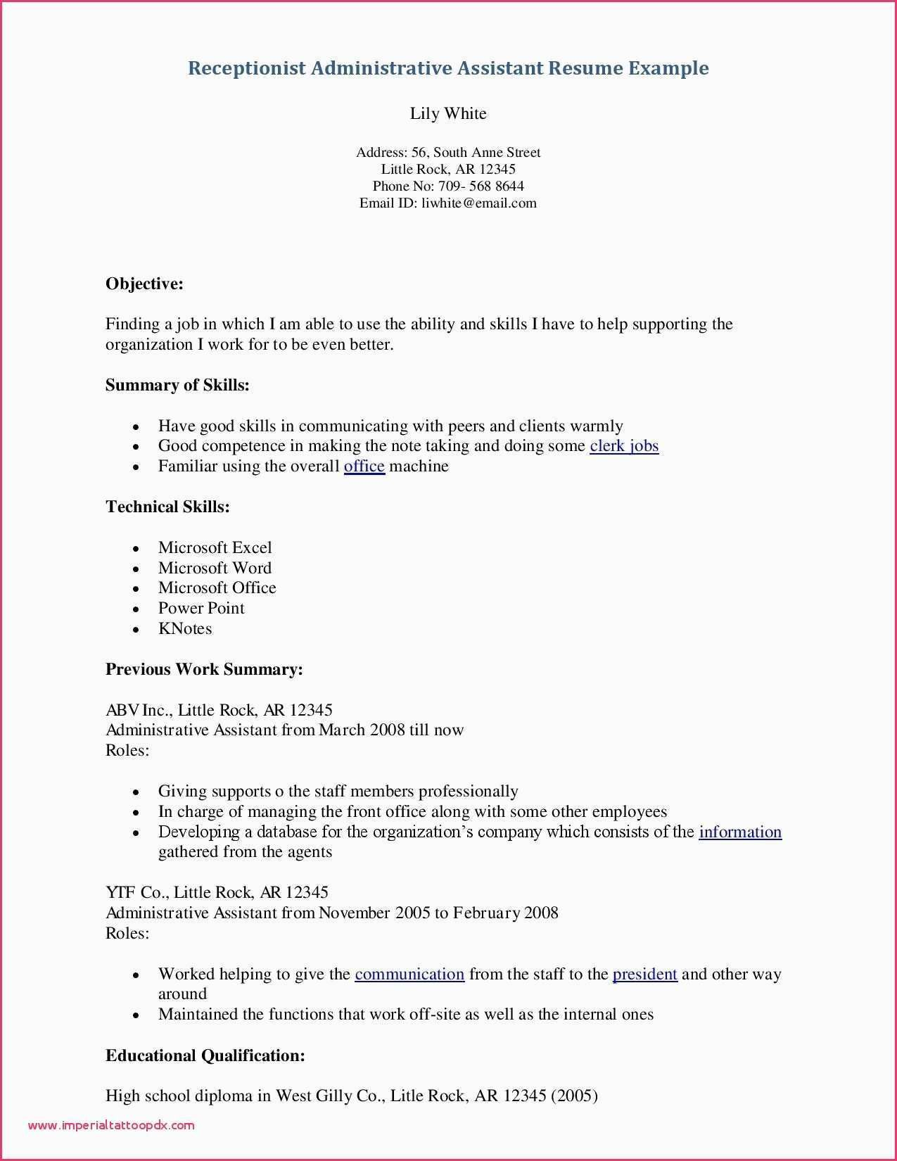 71 Best Of Stock Of Unit Secretary Resume Objective Examples Check More At Https Www Ourpetscrawley Com 71 Best Of Stock Of Unit Secretary Resume Objective Ex