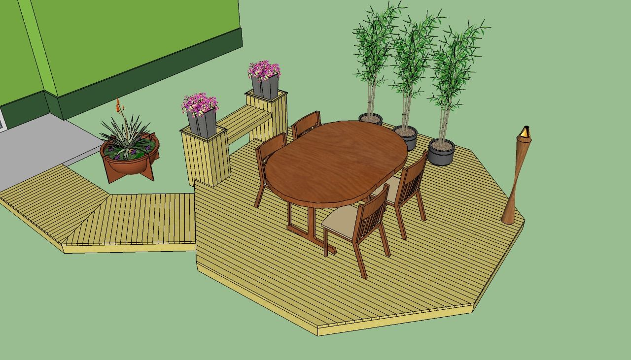 Free Floating Deck Plans Woodworking Project Plans Free Deck Plans Floating Deck Plans Floating Deck