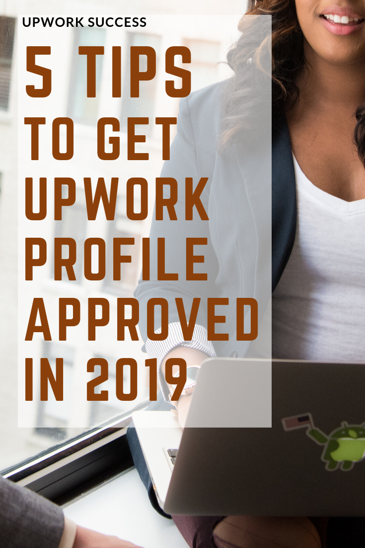 5 Tips To Make Your Profile Shine Upwork Profile Upwork Simple Website