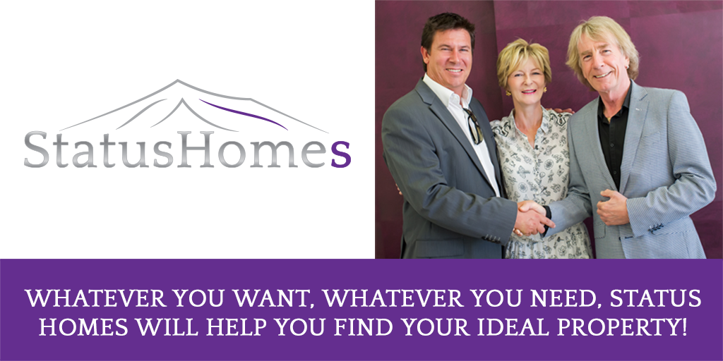 We had great fun at http://quantum23.com working with Status Homes on their new logo and website.