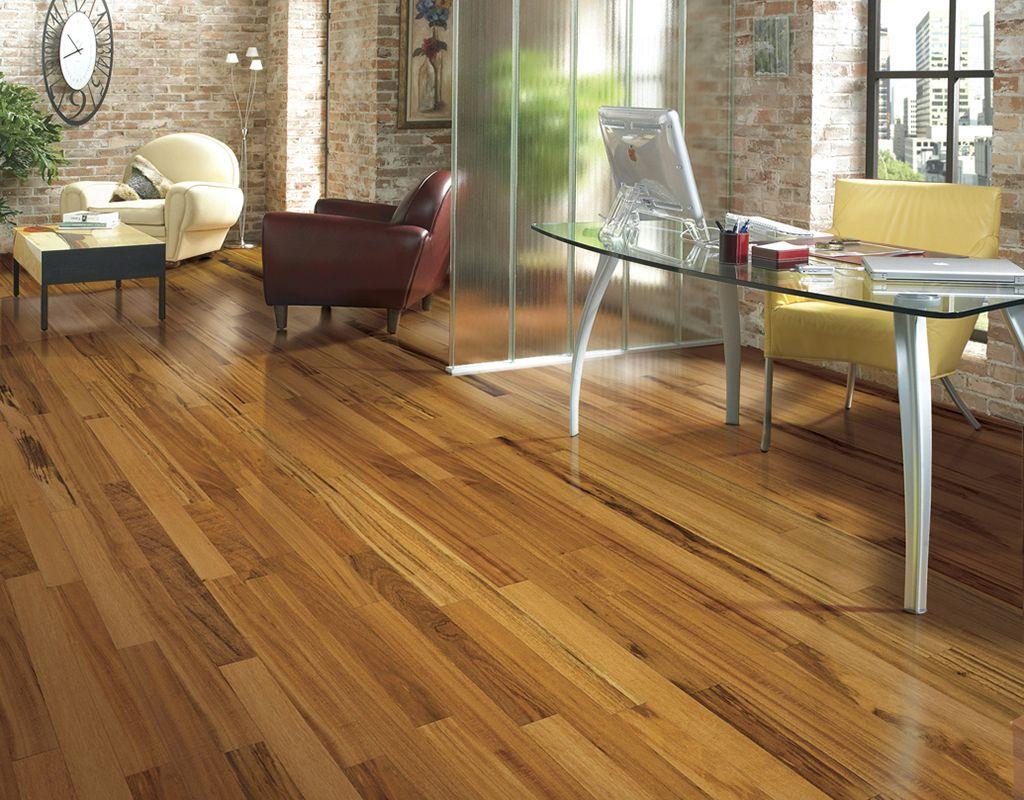 Lauzon TIGERWOOD NATURAL Flooring, Hardwood, Dream
