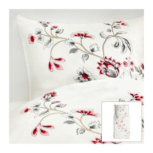 r dbinka bettw scheset 2 teilig 140x200 80x80 cm ikea wohnung ikea pinterest ikea. Black Bedroom Furniture Sets. Home Design Ideas