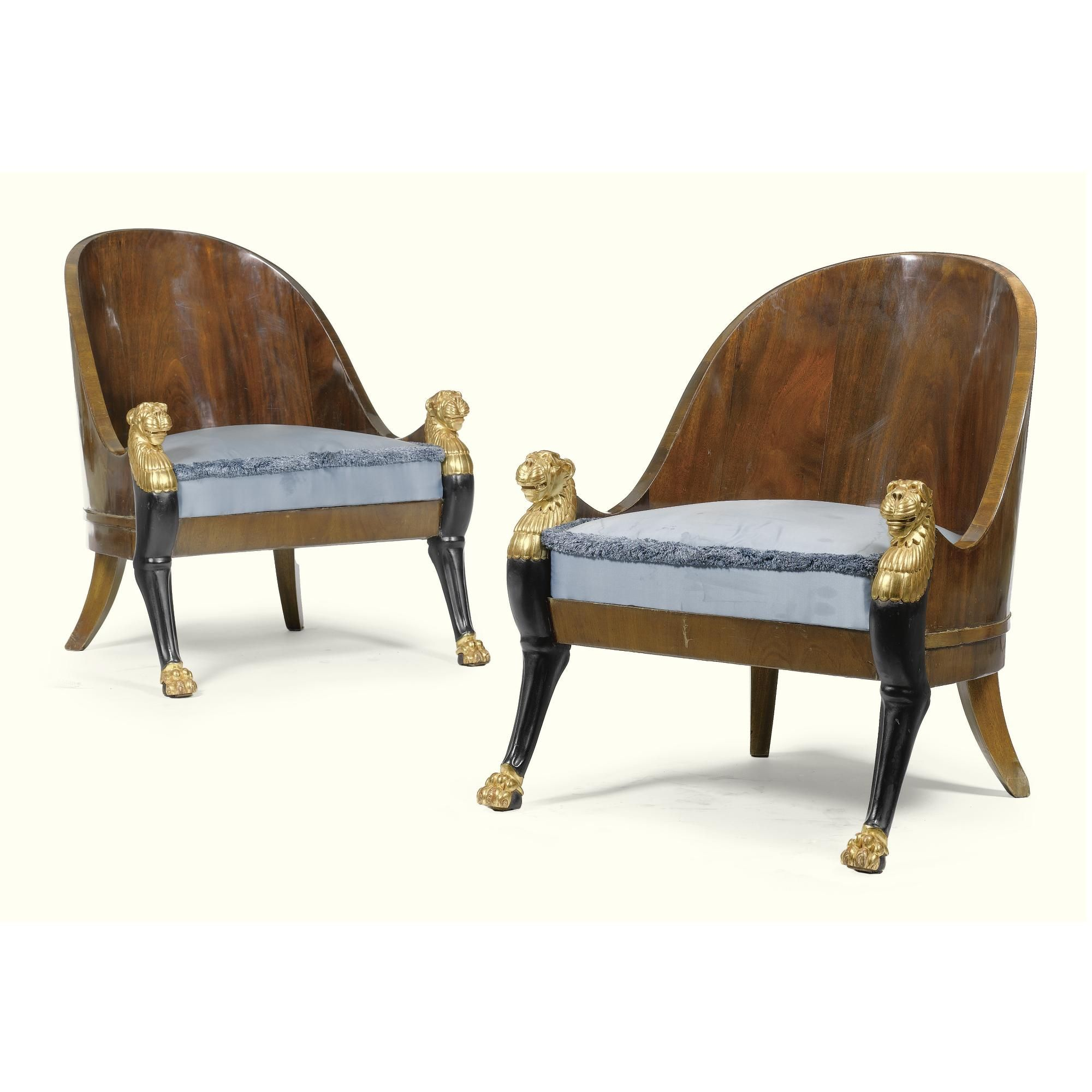 Furniture From The Collection Of Gianni Versace Villa