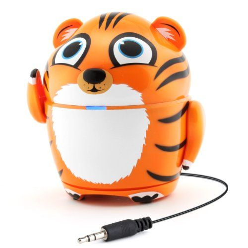 GOgroove Groove Pal Polar Bear Portable Rechargeable Speaker