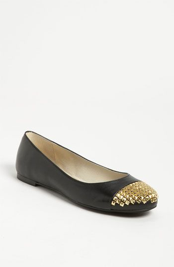 a412974ba74 Best Flats from the Nordstrom Shoe Clearance  MICHAEL Michael Kors Aria  Ballet Flat