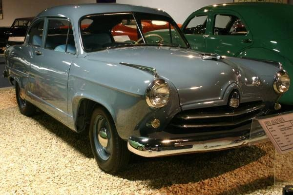 "But, sears did sell an automobile!!! From 1952-1953 they sold the ""Allstate"" made by the Kaiser-Frazier corporation."