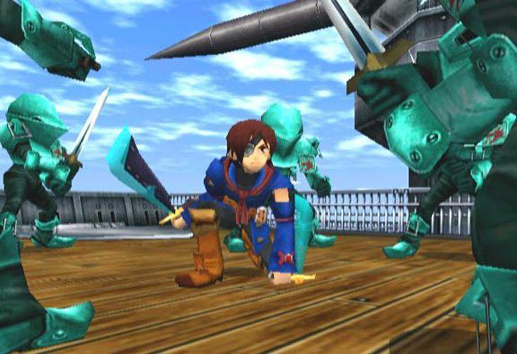 Skies of Arcadia - best Dreamcast games