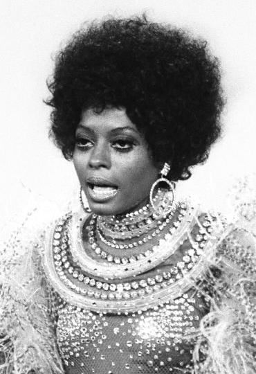 Afro Hairstyle Was In During The 60s For African Americans Afro