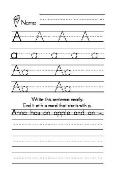 Elementary writing help