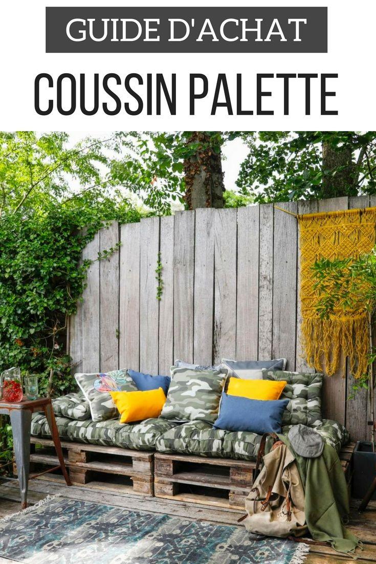 Coussin Palette Guide Dachat 2019 Bons Plans