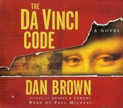 books, dan brown, the da vinci code