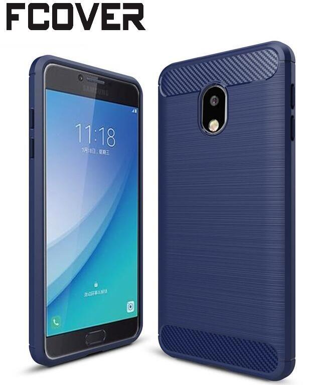 >> Click to Buy << Carbon Fiber Soft Gel Slim Hybrid Armor TPU Skin Back Silicon Cover For Samsung J3 2017/J5 2017/J7 2017 Case #Affiliate