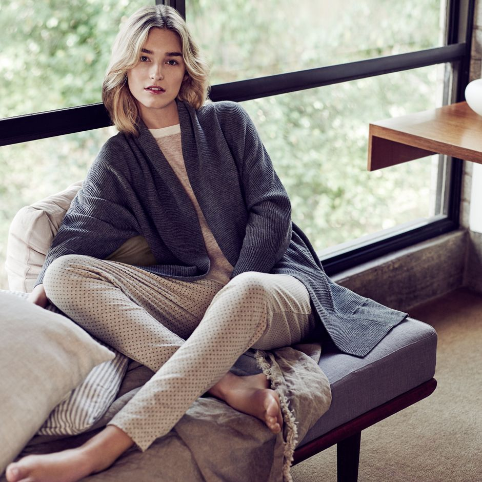 Weekend Luxe | Designed to complement weekend luxe, our new sleepwear range is…
