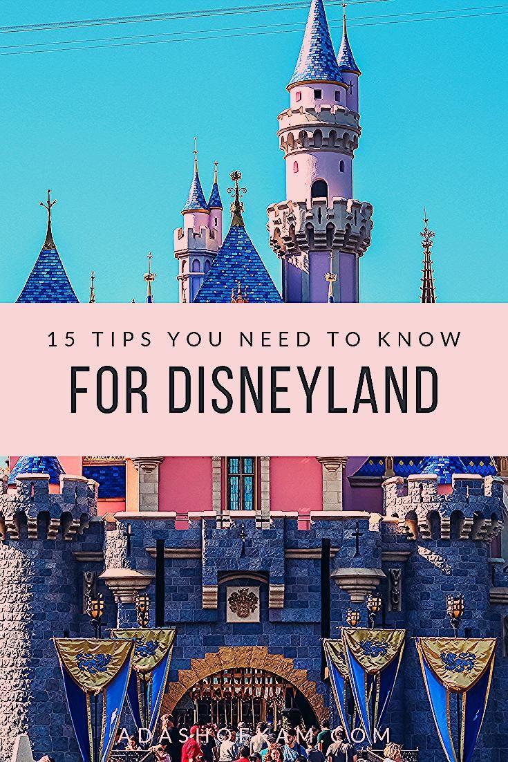 Photo of 15 Disneyland Tips and Tricks