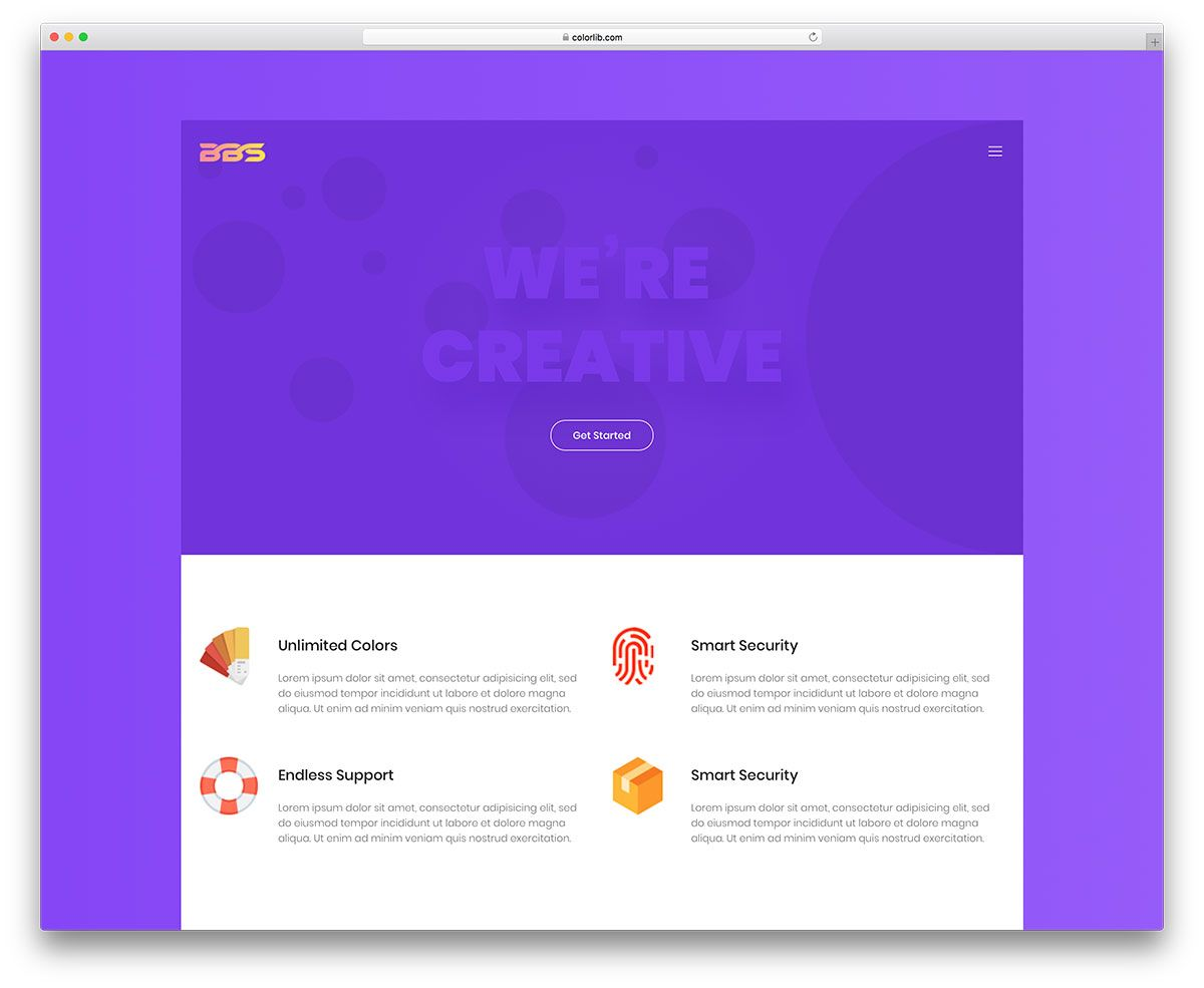 94 Free Business Website Templates for Startups (HTML
