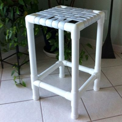 DIY PVC Pipe Furniture : would be great for a patio. | Ideas for ...
