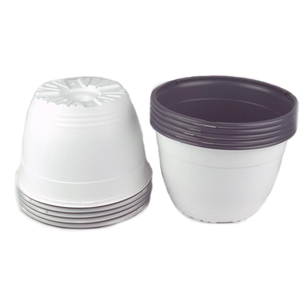 34 Piece White IKEA 365+ DINNER PLATES SALAD PLATES and BOWLS Susan ...