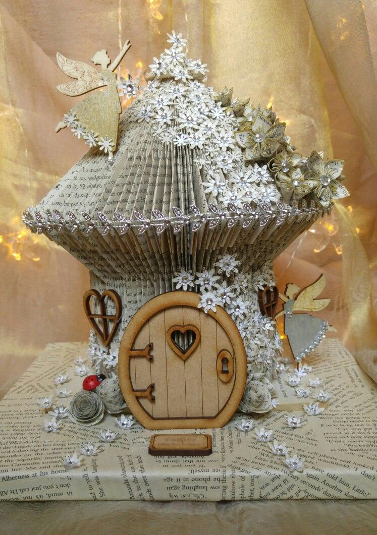 book art fairy house blogs workanyware co uk u2022 rh blogs workanyware co uk Make Your Own Fairy House Fairy House Made Out of Book