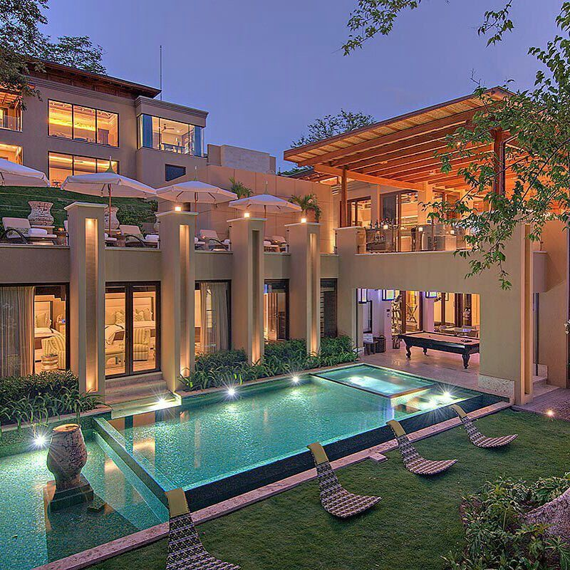 Absolute dream house - mansion goals - exterior design - luxury home