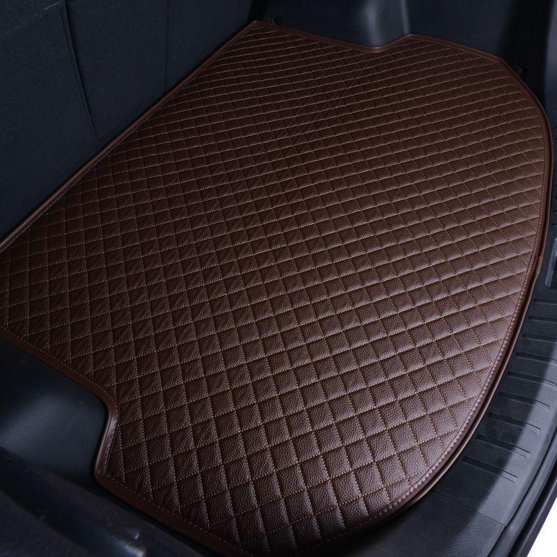 Leather Trunk Mat For Ssangyong Korando Rexton W Kyron Actyon