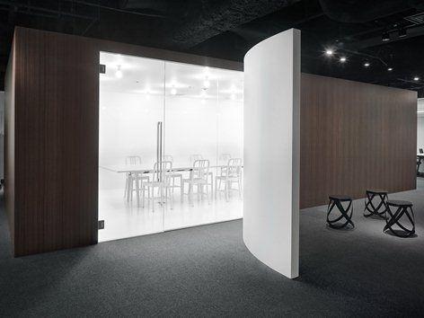 spicebox office, Tokyo, 2013 - Nendo