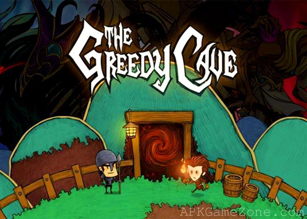 The Greedy Cave Money Mod Download APK Best mods