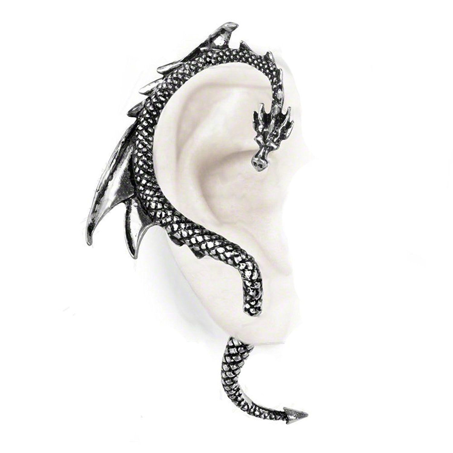 Alchemy Gothic The Dragon Lure Earpin 24E9AB
