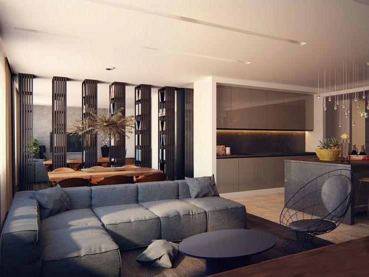 Contemporary Designs For Living Room Entrancing 30 Magnificent Contemporary Living Room Designsalexandra Design Decoration