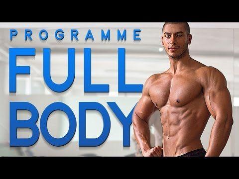 Programme Gratuit De Musculation Prise De Masse Et Sèche Basique Youtube Musculation Programme Musculation Muscle Abdominal