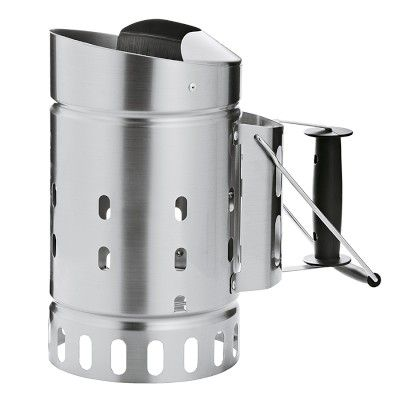 R 246 Sle Stainless Steel Charcoal Chimney Williamssonoma