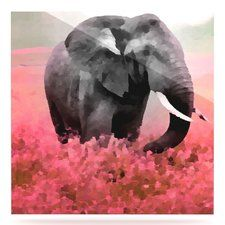 Elephant Wall Art | Wayfair