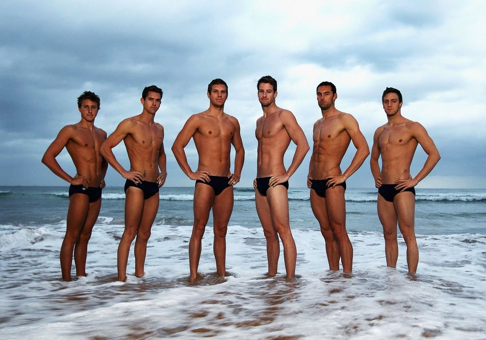 Olympic swimmers team gay
