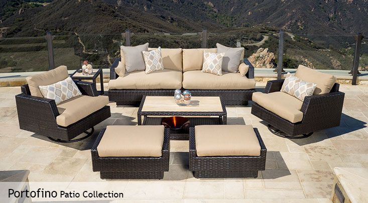 portofino patio collection garden landscape pinterest patios rh pinterest com costco patio furniture sale costco patio furniture dining sets