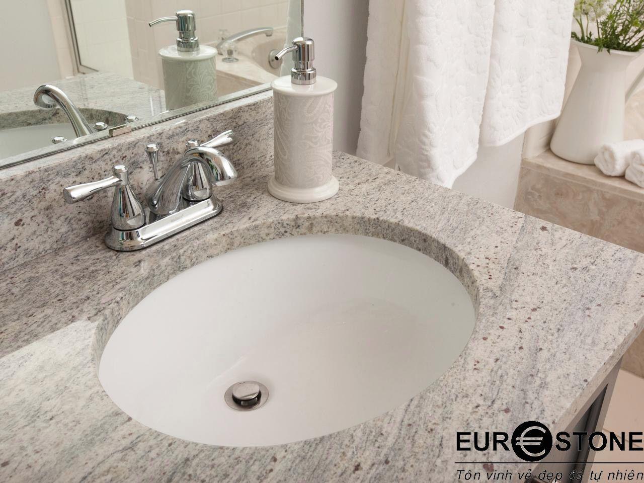 Bàn đá Lavabo Granite Bàn đá Lavabo Undermount Bathroom Sink