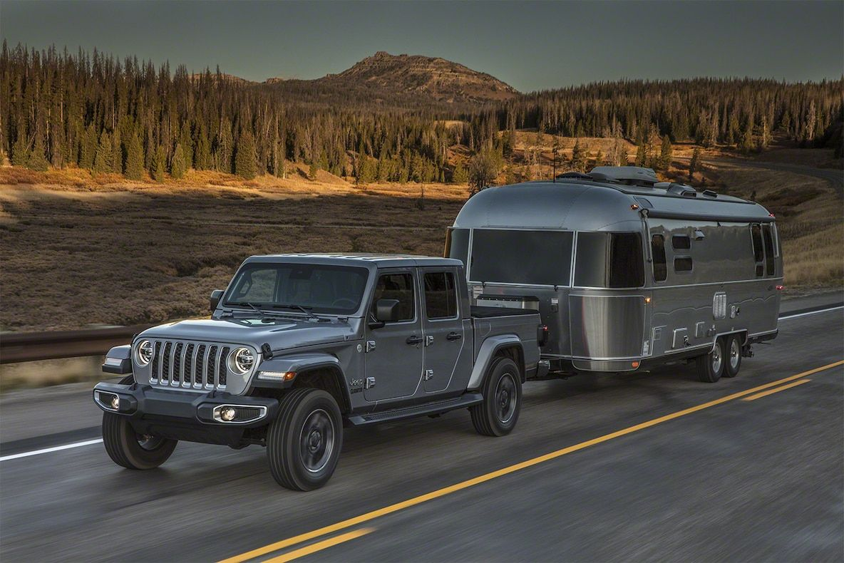 2020 Jeep Gladiator First Look This Is No Scrambler Voiture