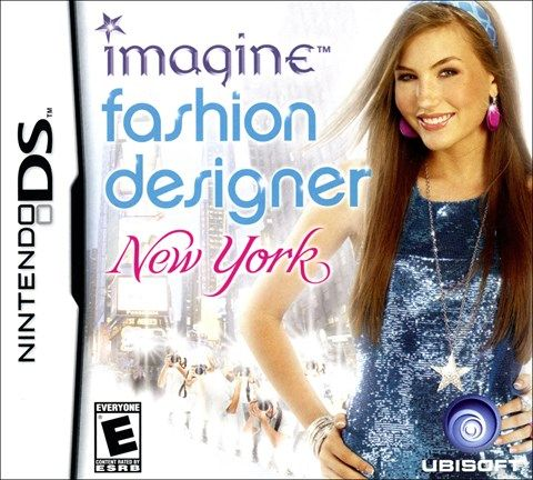 Imagine Fashion Designer New York For Nintendo Ds Fashion Designer New York Nintendo Ds Nintendo