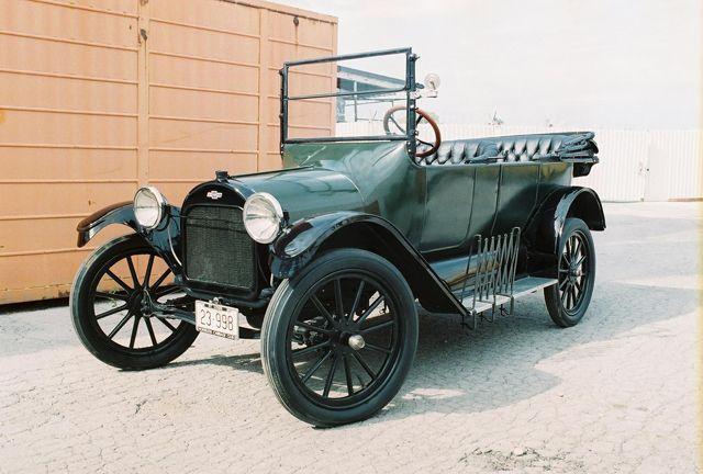 The Oldest Surviving Four Ninety Chevrolet Four Passenger Touring