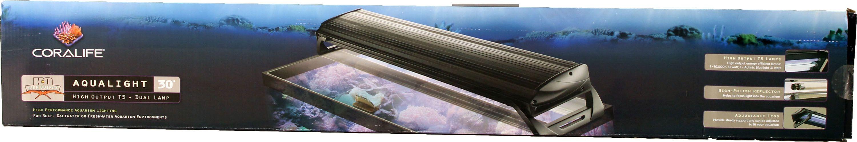 Aqualight Ho T5 Dual Lamp Fixture | Products | Pinterest