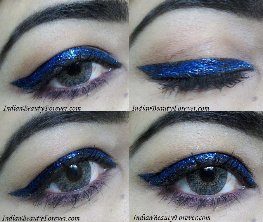 Glitter Eyeliner Idea And Style Glitter Eyeliner