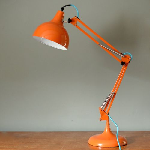 Large Clementine Angled Desk Lamp PRE ORDER AVAILABLE FOR APRIL