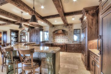 Texas Hill Country Kitchen Design Ideas Pictures Remodel And