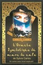 L'Oracle Symbolique du Marc de Café - Sylvie Cariou - Oracle - Tarot - Carte/Oracle - Sentiers du bien-être