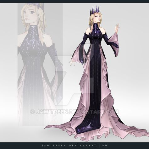 Please Reply From The Highest Bid Only Owner Can Use This Design Auction Rules This Auction Will Be Clo Fantasy Dress Fashion Design Drawings Art Clothes